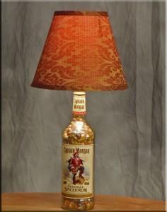 Captain Morgan Table Lamp