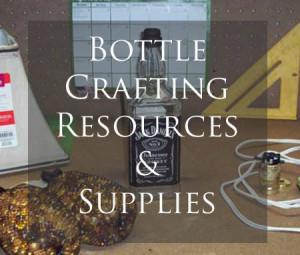 Bottle Crafting Supplies