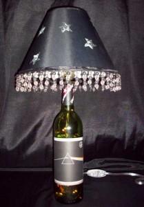 Bottle Crafts with Pink Floyd Bottle
