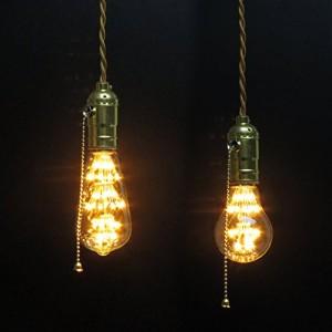 LED light bulb for bottle lamps