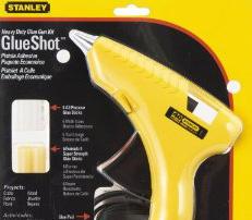 Stanley GlueShot Glue Gun for bottle crafters