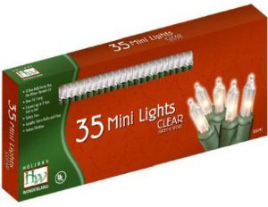 35 light string