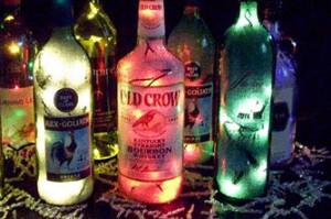 bottle filler for lamps