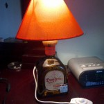 Don Julio Bottle Lamp