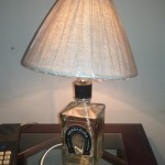 Herradura bottle lamp