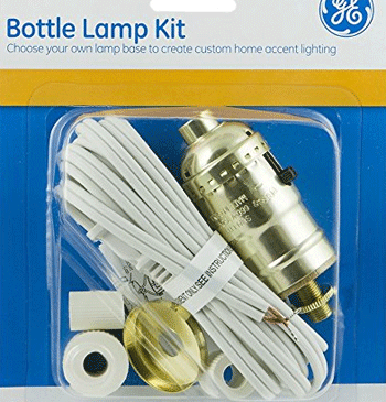 Bottle Lamp Kit Most Often Used