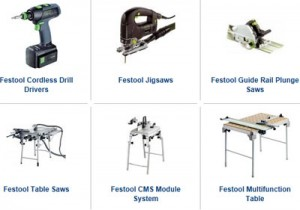 different power tools used in lamp making