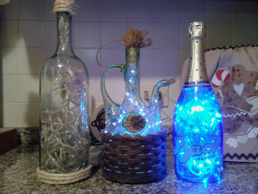 Baci LightedBottle