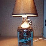 What's in your bottle lamp?