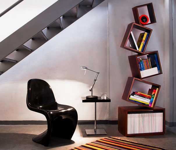awesome book shelf
