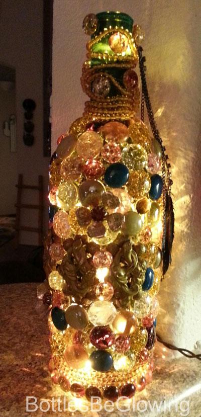 Aladdin Bottle Lamp