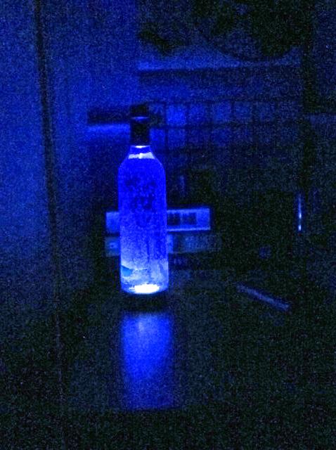 Will's Light at Night