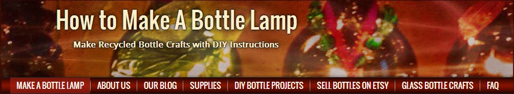 Bottle Lamp Making