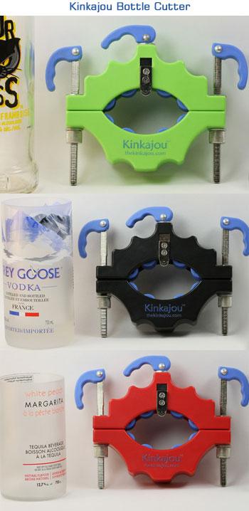 Kinkajou Bottle Cutters