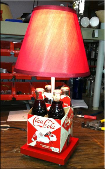 CocaColaBottleLamp