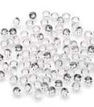 Clear Diamond Ice Bottle Filler