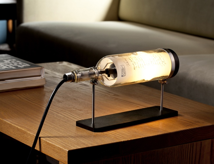 Horizontal Table Lamp