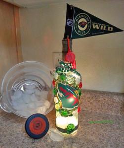 BottlesBeGlowing MN Wild