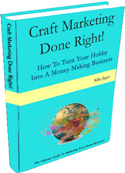 Craft Marketing Book on Amazon