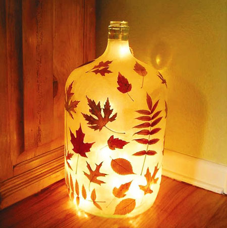 easy and fun diy craft idea for fall