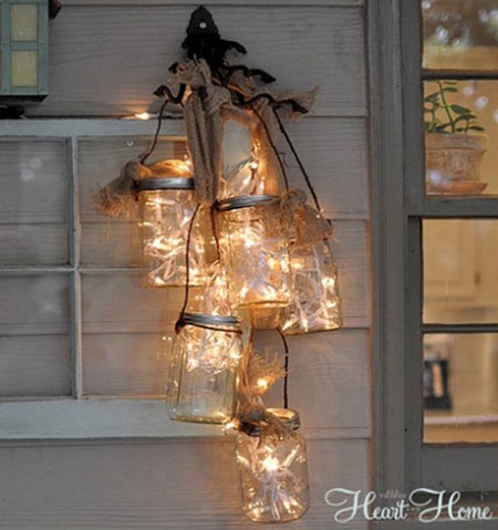 mason jar craft ideas