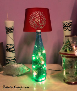 Bottle With Lights