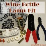 Wine Bottle Lamp Sockets