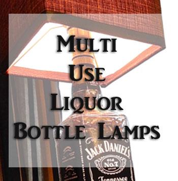 Multiuse Bottle Lamp