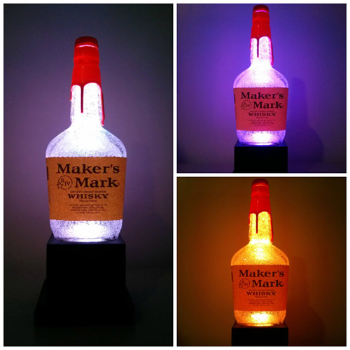 Full Throttle Bottles Makers Mark