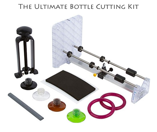 glass bottle cutting tools