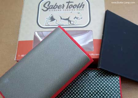 Nick reviews the Saber Tooth Sanding Pads