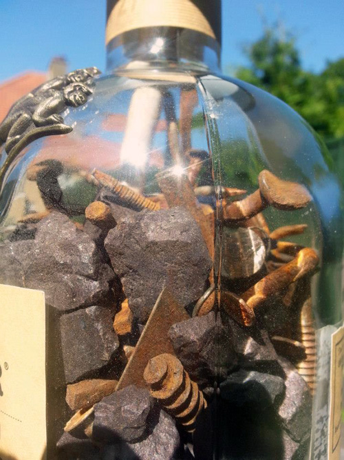 Bottle Lamp Filler DH