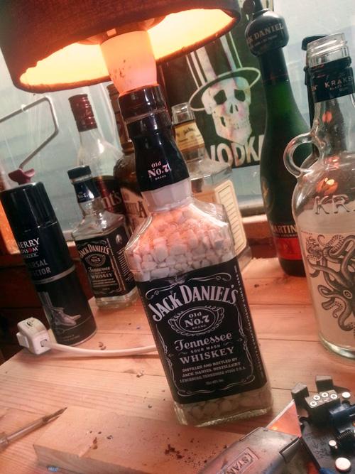 Jack Daniels White Rock DH