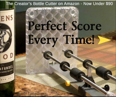 Creators Bottle Cutter Give A Perfect Score Every Time