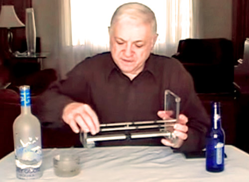 Murray Creators Bottle Cutter Video
