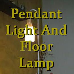 bottle floor lamp leader