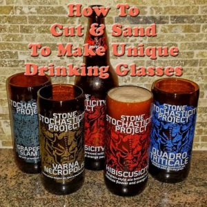 Tips to make unique drinking glasses