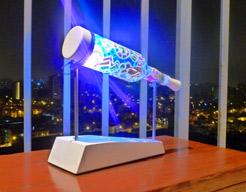 bottle lamp mosaic alt