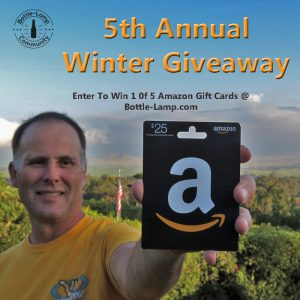 5th Annual Winter Giveaway 2016