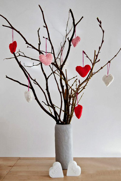 Recycled Bottle Craft For Valentine's Day