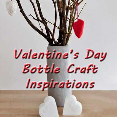 DIY crafts for Valentine's Day