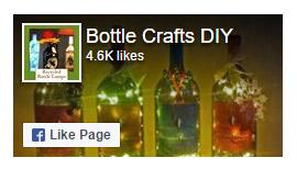 Bottle Crafts DIY Facebook Page
