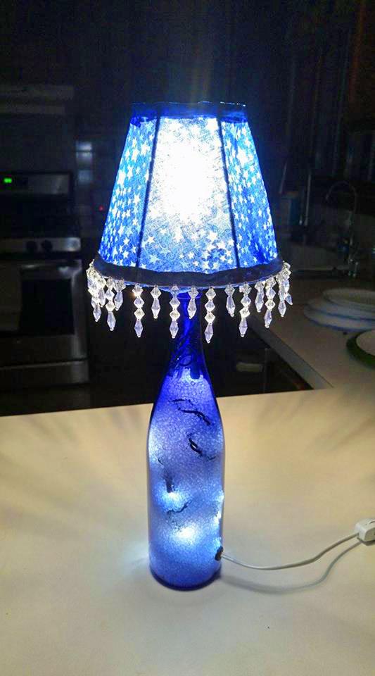 Botolouso First Bottle Lamp