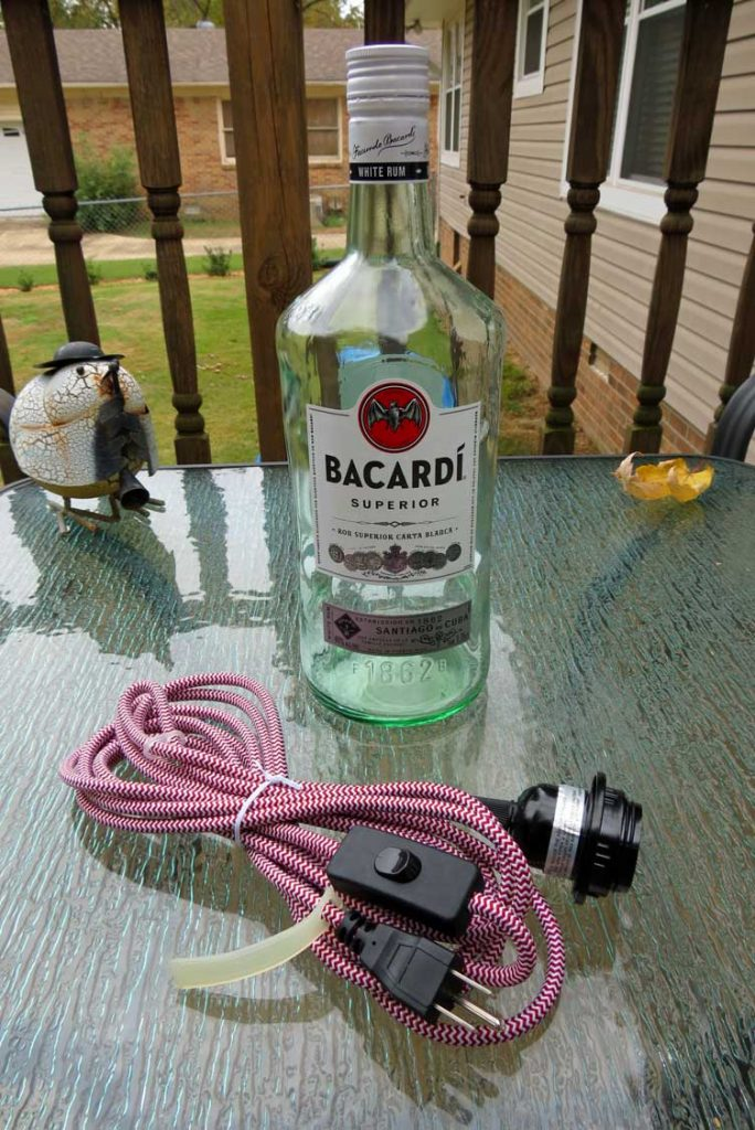 Bacardi Pendant Light Project