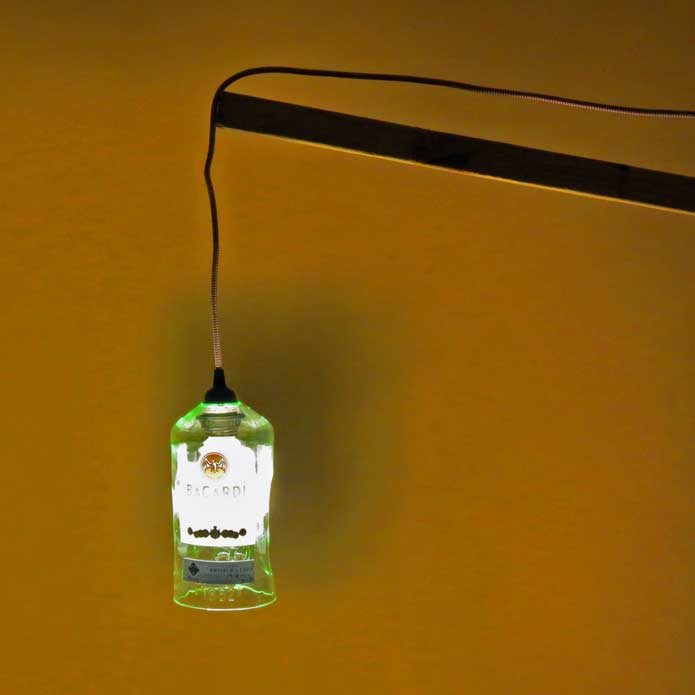 Easy Bacardi Pendant Light Kit