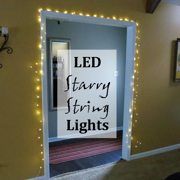 LED Starry String Lights by innotree