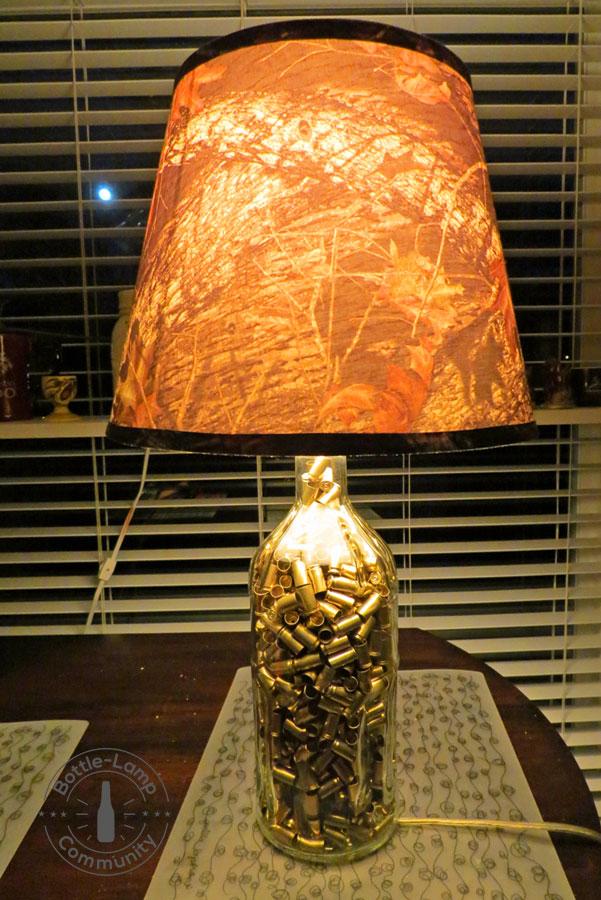 FINLANDIA Bottle Lamp