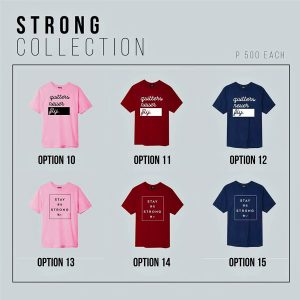 The Strong T-shirt Collection