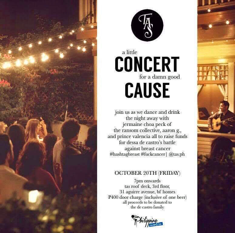 Concert for a good cause