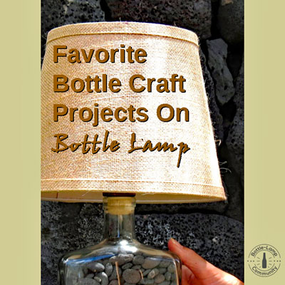 Popular Bottle Crafts
